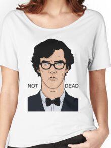 Not Dead Women's Relaxed Fit T-Shirt