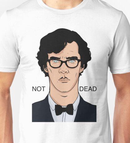 Not Dead Unisex T-Shirt