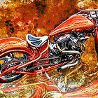 Custom Chopper by BikerChic