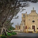 Kuncizzjoni Wayside Chapel Malta by Edwin  Catania