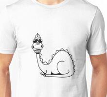 Dragon Fable animal sunglasses design cool comic Unisex T-Shirt