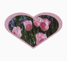 Tulips ~ Dancing in the Sunlight Kids Tee