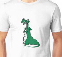 Dragon Fable cool fun design funny cartoon Unisex T-Shirt