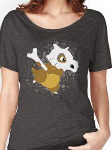 Cubone Splatter Women's Relaxed Fit T-Shirt