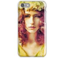 Exciting new work !! iPhone Case/Skin