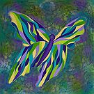Forever Hopeful by Lisa Frances Judd~QuirkyHappyArt