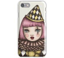 Little Pierrot iPhone Case/Skin