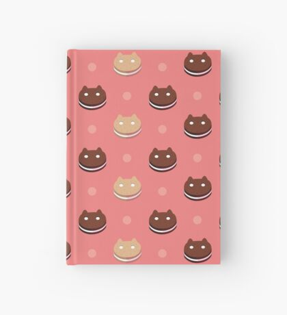 Cookie Cat Hardcover Journal