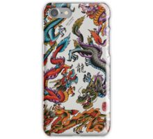 Dragon Flash iPhone Case/Skin