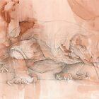 Chinese Zodiac - The (Komodo) Dragon by KirstenOnRedB