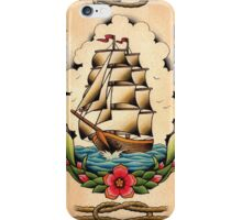 Tall Ship iPhone Case/Skin