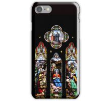 Stained Glass - St John's iPhone Case/Skin