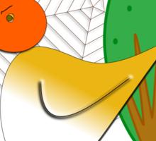 The Bird Sticker