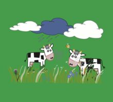 The Cows Kids Clothes