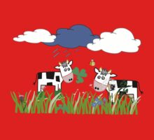 The Cows Kids Tee