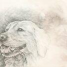 Chinese Zodiac - The Dog by Kirsten Glenwright