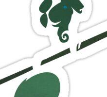 Koi Nami Sticker