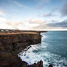 rocks and cliffs by JorunnSjofn Gudlaugsdottir