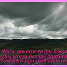 """Show me the way home"" by Norma-jean Morrison"