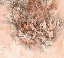 Resting Foliage by Kirsten Glenwright