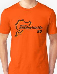 HGTM Nordschleife 90 logo flame T-Shirt