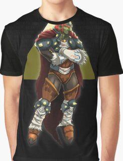 Ganondorf, The King of Gerudo Thieves Graphic T-Shirt
