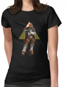 Ganondorf, The King of Gerudo Thieves Womens Fitted T-Shirt