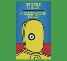 A Clockwork Gold Kids Tee