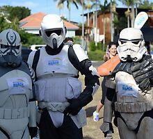 Melanoma March Brisbane 2014 #4 by Ian McKenzie