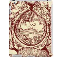 Couple in Love iPad Case/Skin