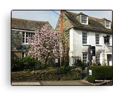 """ Not the National Trust"" Canvas Print"