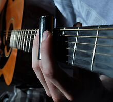 Slide Guitar by petemar12