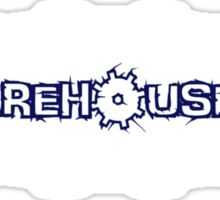 Warehouse 13 - Gear Logo Sticker