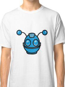 Robot funny cool toys fun antennas Classic T-Shirt