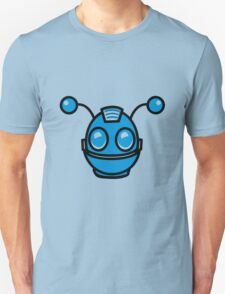 Robot funny cool toys fun antennas Unisex T-Shirt