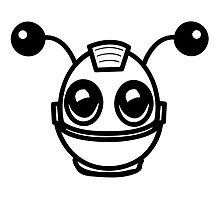 Robot funny cool toys fun antennas by Motiv-Lady