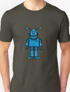 Funny cool robot toy fun Unisex T-Shirt