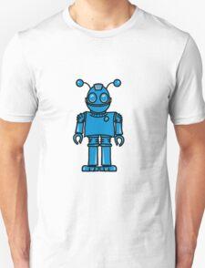 Funny cool robot toy fun Unisex T-Shirt