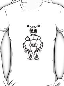 Funny cool robot toy fun T-Shirt