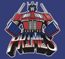 Cybertron Primes T-Shirt