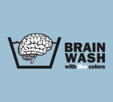 BRAIN WASH with like colors by ssan