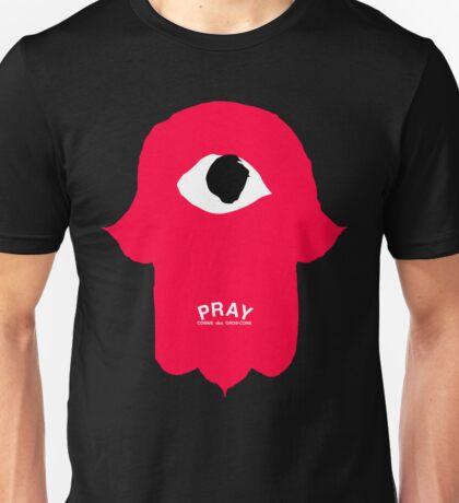 COMME des GROS*CONS PRAY  Unisex T-Shirt