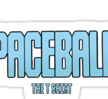 Spaceballs The T-Shirt Sticker
