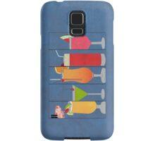 Fruit Drinks Samsung Galaxy Case/Skin