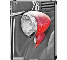 1944 Ford Pickup - Headlight - SC iPad Case/Skin