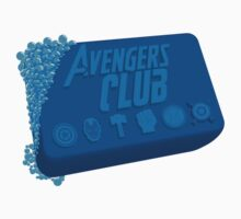 Avengers Club by Leopard