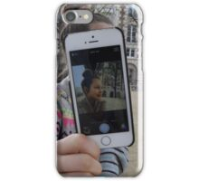 Capture The World Selfie Style iPhone Case/Skin