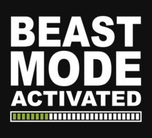 Beast Mode Activated by 4season