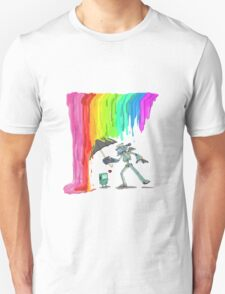 Robo Rainbow Respite T-Shirt