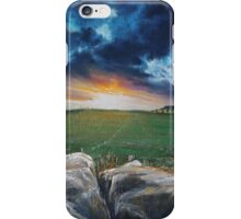 Your beauty gives us the hope for a better morning iPhone Case/Skin